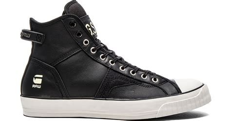 Lyst - G-Star Raw Campus Raw Scott High-Top Sneakers in