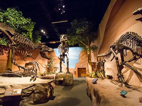 Utah's Museum of Ancient Life to be powered by modern energy