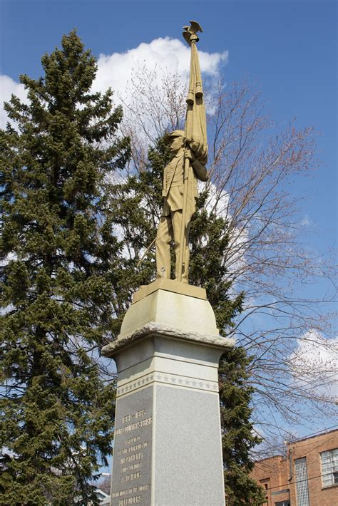 War Memorials, Weatherly, PA – CT Monuments