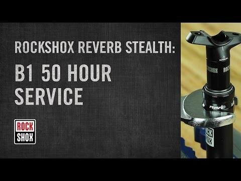 Rockshox Reverb dropper post bounces back with stronger