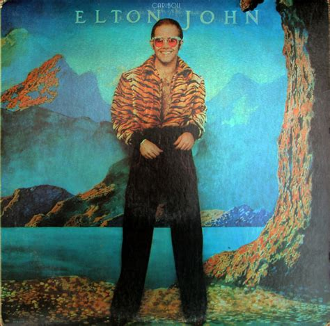 Elton John - Caribou (Vinyl, LP, Album, Club Edition