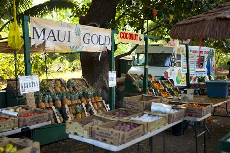 Maui Farmers Markets | Go Hawaii