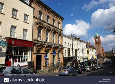 shipquay street inside the walls of Derry city county