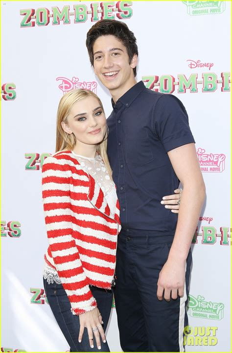 Meg Donnelly & Milo Manheim Join 'Zombies' Co-Stars at
