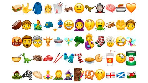 World Emoji Day 2017: Neue Emojis! - COMPUTER BILD