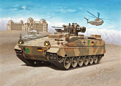 SPz Marder 1 A5 · Revell · 03092 · 1:35