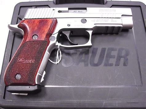 Sig Sauer P220 Elite Stainless 45ACP Used for sale