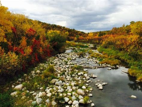2016 North Dakota Fall Foliage Road Trip