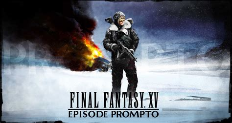 Final Fantasy XV: Episode Prompto for PS4 Now Available on