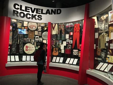 Rock & Roll Hall of Fame and Museum | Downtown Cleveland