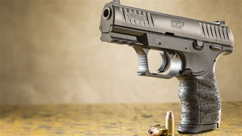 American Rifleman | Walther CCP Compact 9 mm