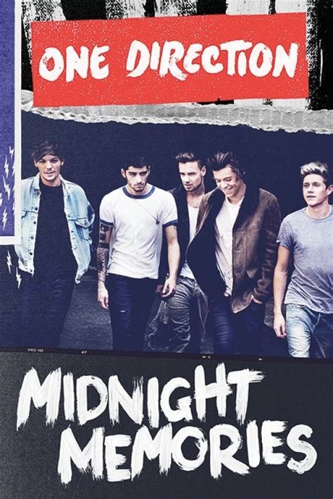 One Direction posters - One Direction Midnight Memories