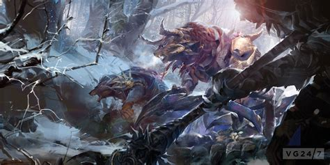 Guild Wars 2: Flame and Frost screens and information