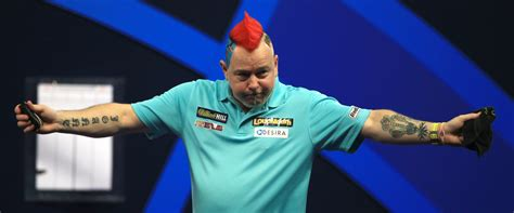 Day 12 darts review: Taylor crashes out, Wright outlasts