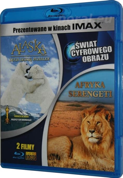 Africa The Serengeti Alaska Spirit of The Wild (1994/2003