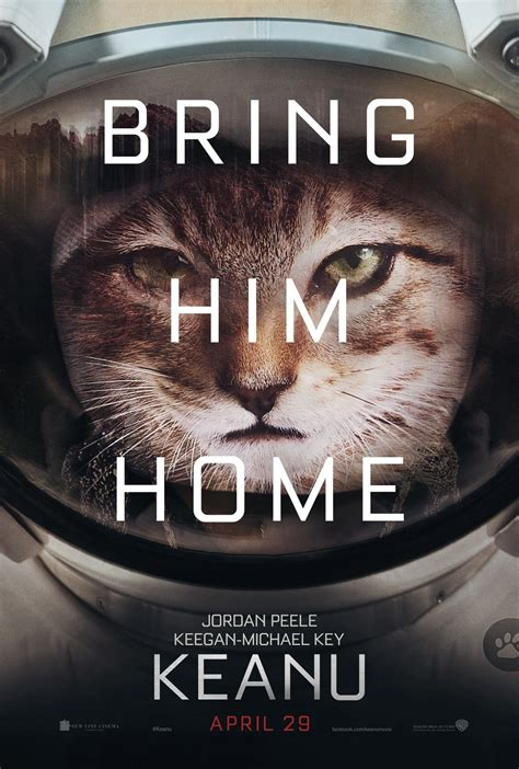 Keanu: You Have to Look at These Oscar Parody Cat Posters