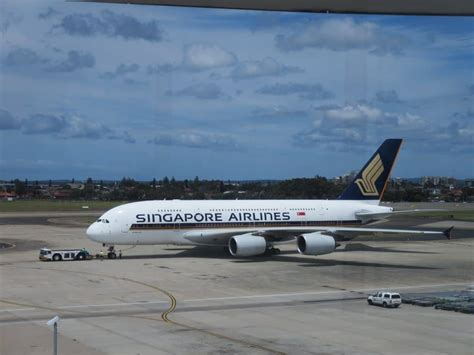 Review: Singapore Airlines Business Class A380 Singapur