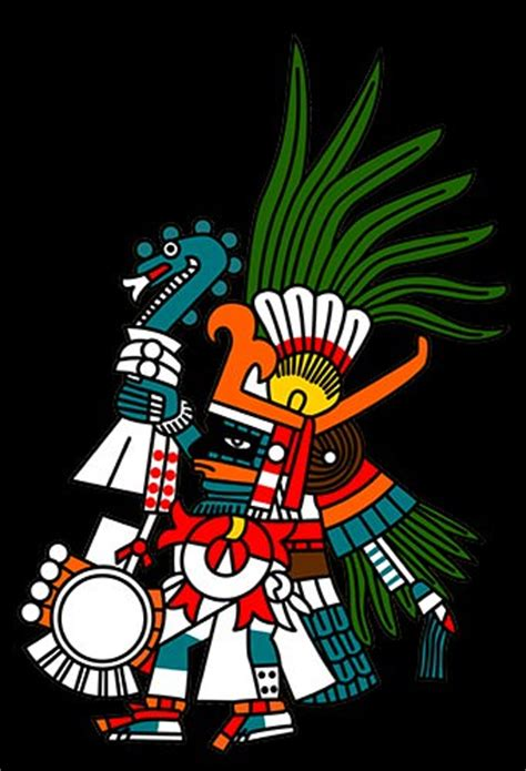 Huitzilopochtli - Ancient History Encyclopedia