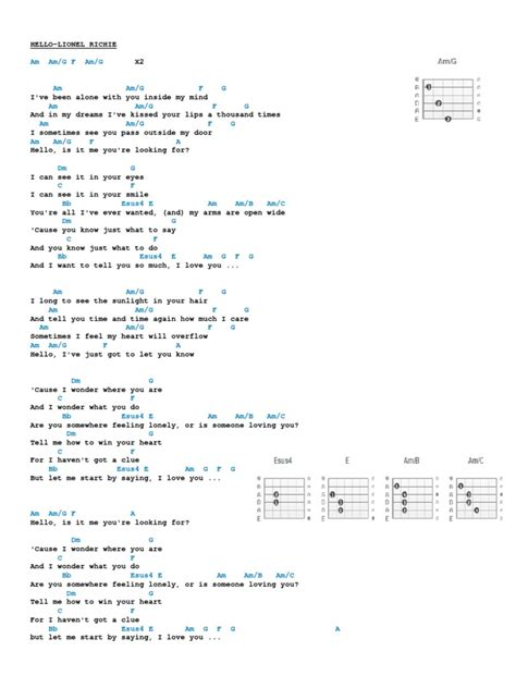 HELLO-Lionel-Richie-chords-and-tab