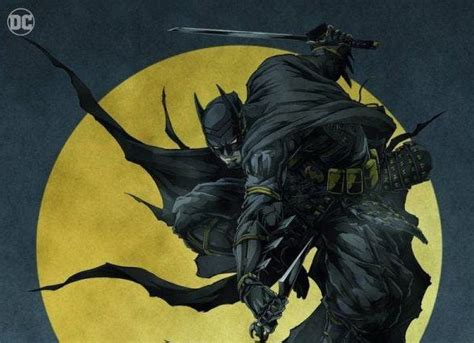 Batman Ninja anime movie gets a poster and details
