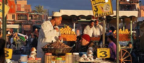 Shopping Guide to Marrakech - Djemaa el Fna, Morocco