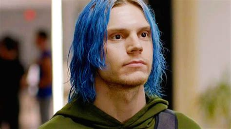 Evan Peters on Playing His Most Insane 'AHS' Character Yet