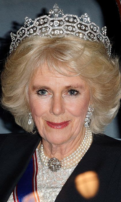 Inside Camilla Parker Bowles's jaw-dropping royal jewelry