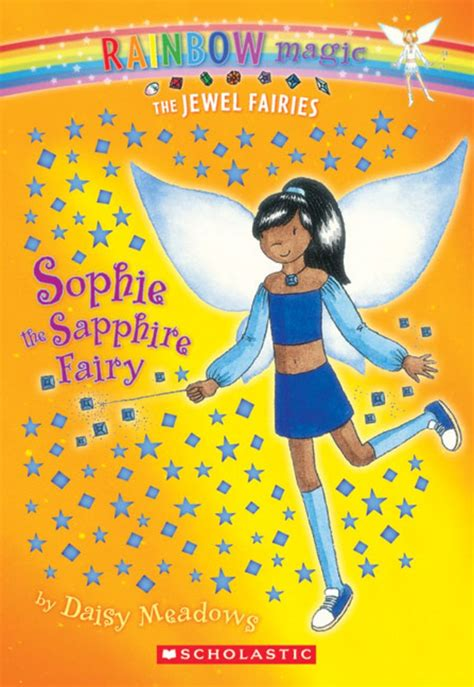 Sophie the Sapphire Fairy by Daisy Meadows | Scholastic