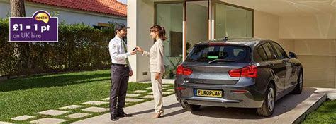 Our Deliver & Collect Service for Car and Van Hire | Europcar