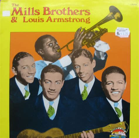 Herberts Oldiesammlung Secondhand LPs Mills Brothers - The
