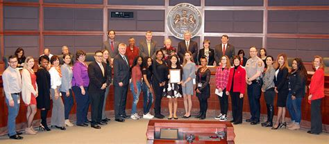 Teen Dating Violence Awareness Month Proclamation | Family