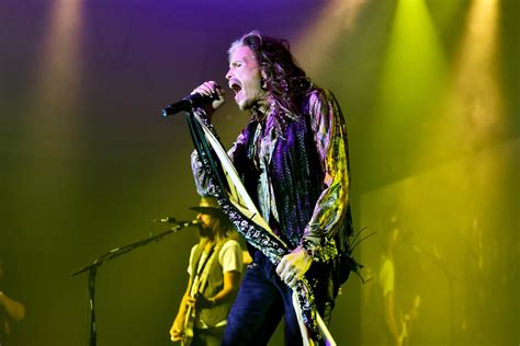 Steven Tyler review: Surely Aerosmith have to make a