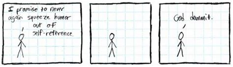 33: Self-reference - explain xkcd