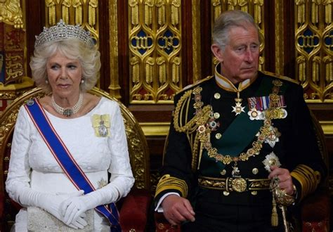 Brits Want Camilla as Queen Consort if Prince Charles