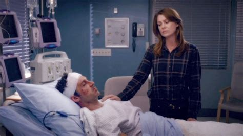 WATCH: The Death of Derek Shepherd Video | Grey's Anatomy
