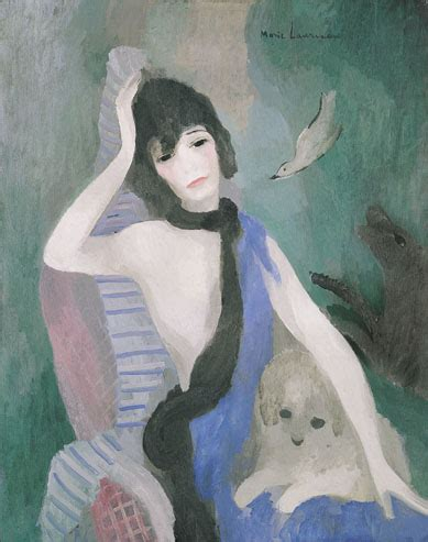 Chanel by Marie Laurencin - WGSN Insider