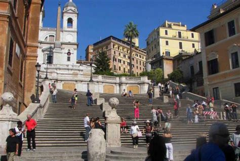 Spanish Steps Tour - Rome on your Own | Shore Excursion