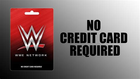 WWE Network Prepaid Cards available in U